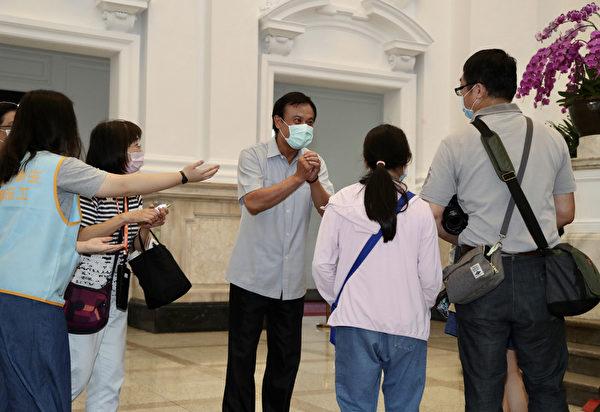 重新對外開放 中華民國總統府好玩歡迎參觀