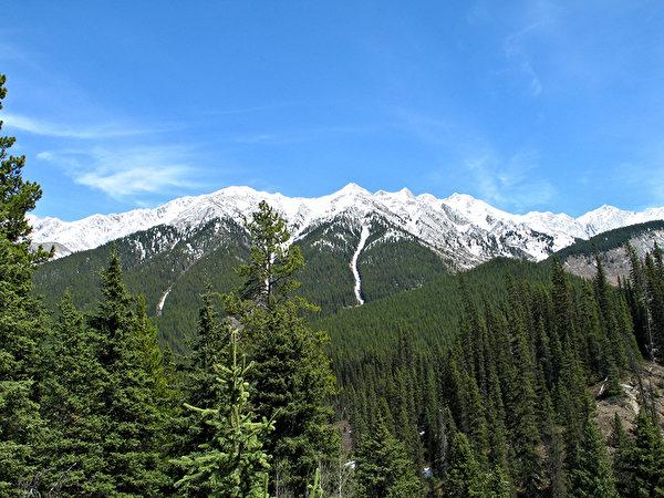 Johnston Canyon, Banff, Banff National Park