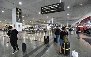 墨爾本機場一名清潔工被確診染疫