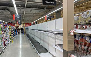 研究:面對疫情 澳洲人恐慌性購物全球居首