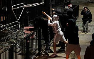 报导伦敦抗议活动 两名澳洲记者遭遇袭击