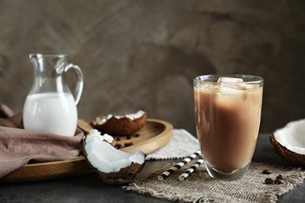 coconut milk, 椰奶