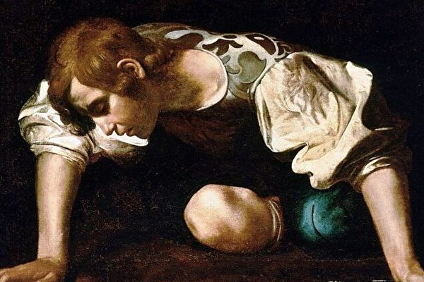 納西瑟斯, Narcissism, 希臘神話