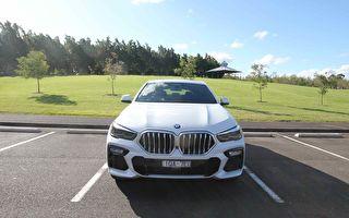澳洲试驾:2020款BMW X6 X Drive 30d
