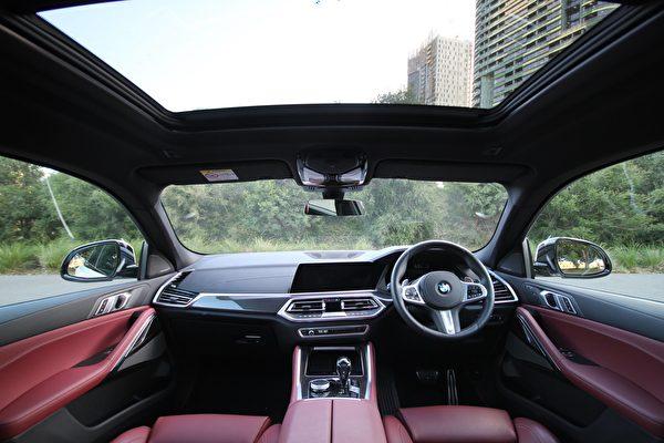 宝马2020款X6 X Drive 30d