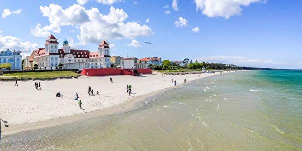 BINZ BEACH, 海灘