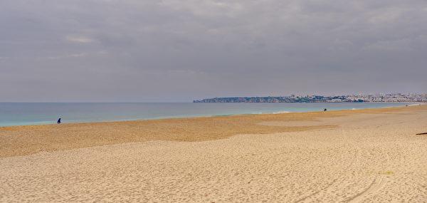 Meia Praia Beach, 海灘