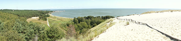 Nida Beach, 海灘