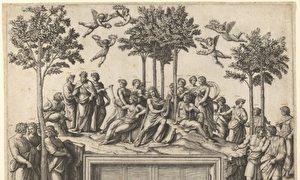 拉斐爾的印刷時代