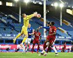 英超重启:利物浦出师不利 热刺战平曼联