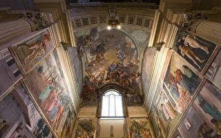 画家的临摹圣地——意大利布兰卡契小堂