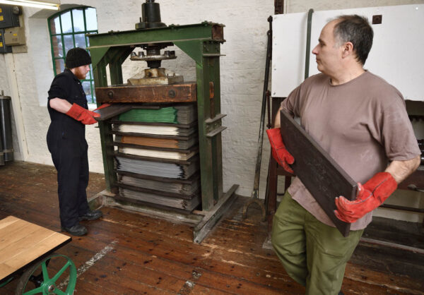 JJohn Boyd Textiles, 馬毛編織