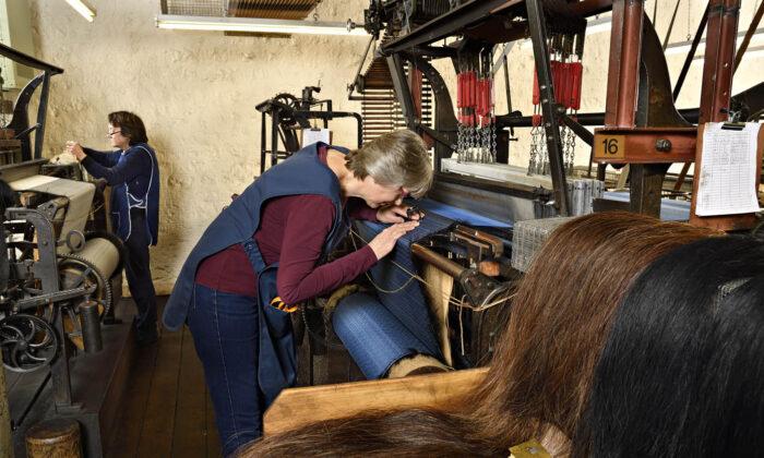 世界僅存的馬毛編織工藝