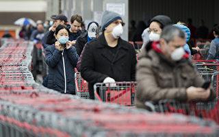 莊德利:希望大多倫多地區民眾戴口罩