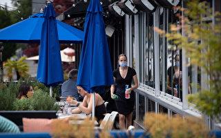 安省禁止在戶外餐區唱歌和跳舞