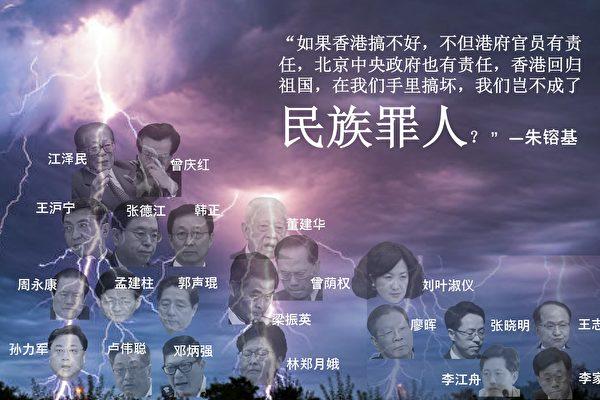 李正宽:中共毁香港 民族罪人之初步盘点(上)