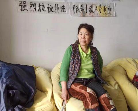 【一線採訪】訪民親睹疫情下長安街戒嚴