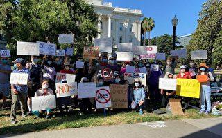 加州参院ACA-5过关 选民11月将公投