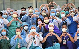 抗議期間  急診室染疫病患量未顯著攀升