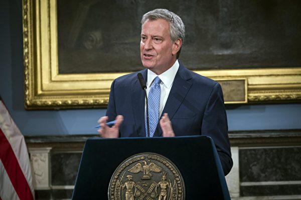 张林:纽约警察发动群众罢免市长