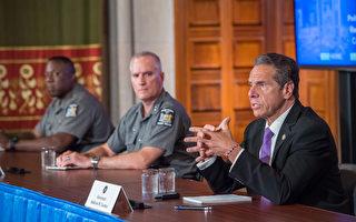 紐約州長批市長低估騷亂程度  認為3.8萬警力應全出動