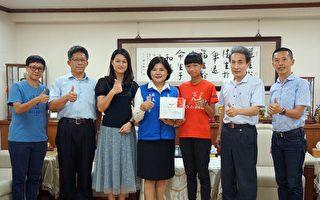 北辰國小王宥晴獲港都盃全國田徑賽雙料冠軍