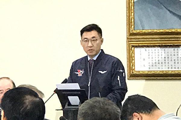 国民党不建议韩提诉讼 江启臣:寻补选人选