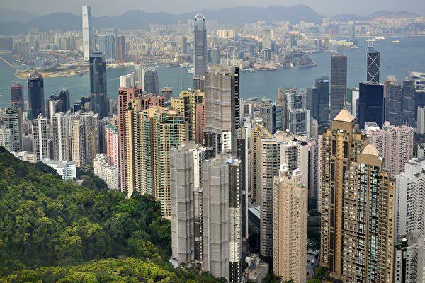 圖為香港市容。(Pixabay)