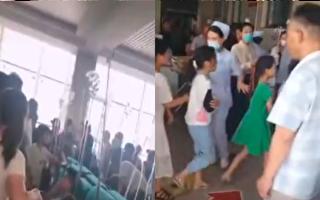 【现场视频】河南虞城县上百学生疑似食物中毒