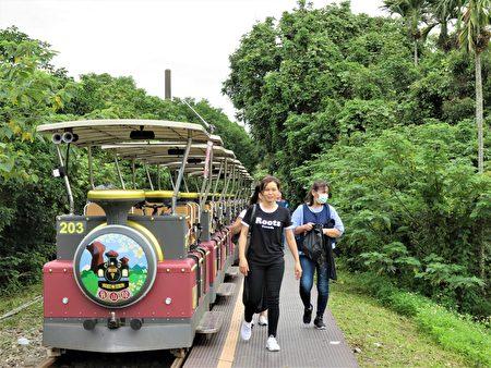 有太多想要乘坐铁道自行车的游客不远千里而来。