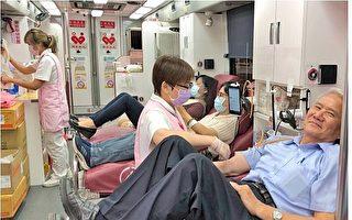 熱血紓困踴躍捐 台電北市區處為血庫解渴
