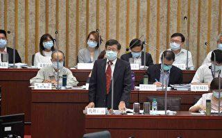 议会总质询  杨明州:轻轨二阶尽速提方案
