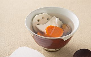 藥食同療:潤肺益胃 茯苓蜜棗蓮藕蘿蔔湯