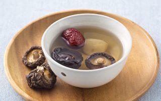 藥食同療:氣血紅潤 馬蹄菇棗湯