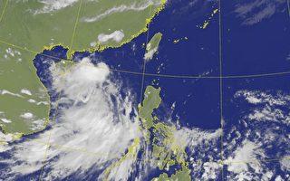 颱風鸚鵡外圍雲系影響 6縣市大雨特報
