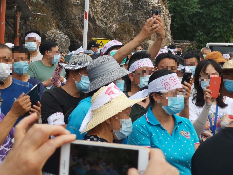 端午北京多區強拆 未成年人被騙做「黑保安」