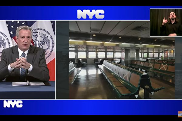 紐約市第一階段復工 交通量平均增長約20%