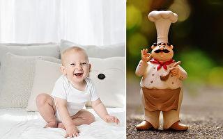 1岁宝宝当大厨?高人气小小厨师边料理边偷吃