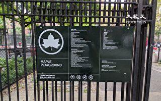 紐約市下週一開放遊樂場 禁籃球等團體運動