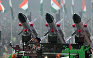 印媒:因應中印邊境 新德里重新部署百萬大軍