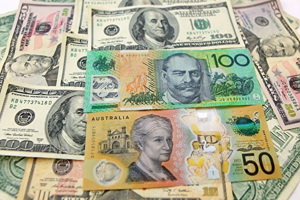 【貨幣市場】市場期待最新數據 澳元維持強勢