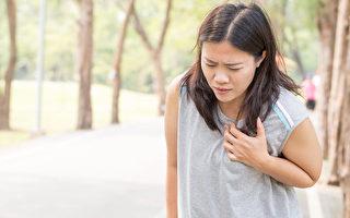 心絞痛、胸痛時,如何迅速自我急救?(Shutterstock)