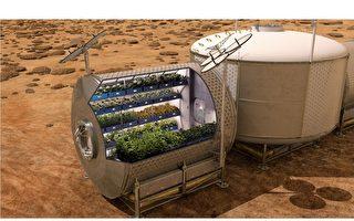 火星人怎样获得食物和水