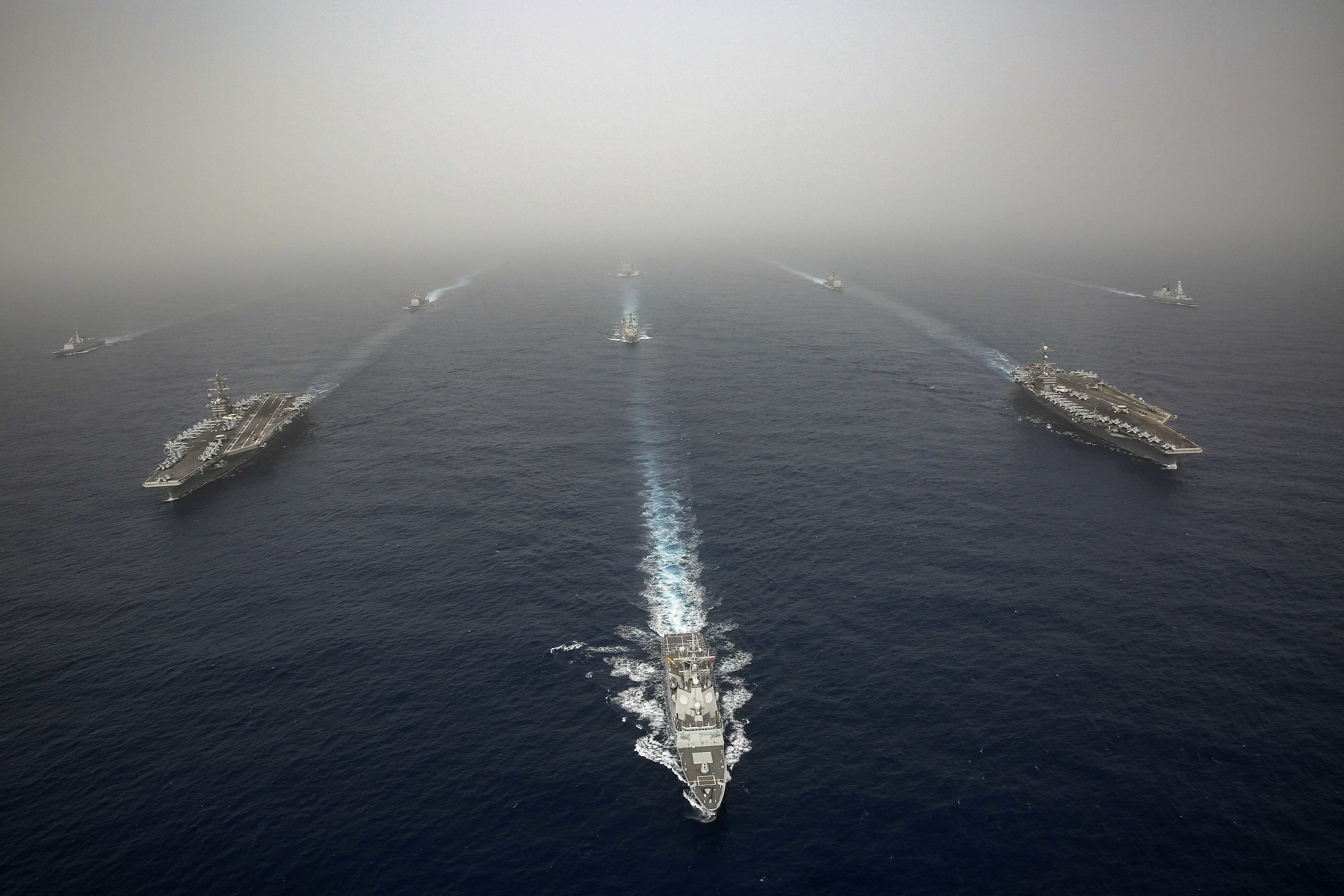 歐美19國將舉行聯合軍演 展示北約軍力