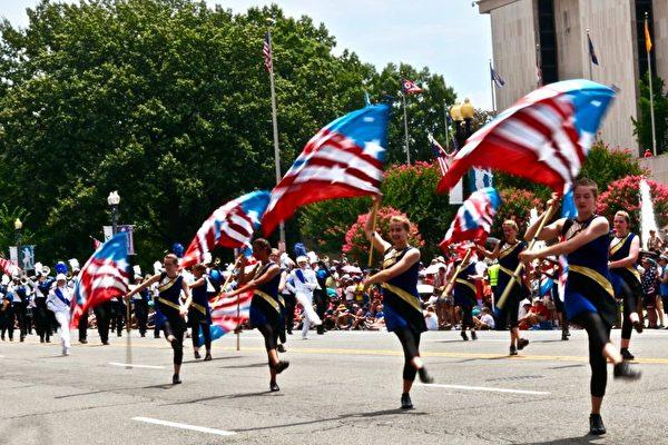白宮公布獨立日慶典計劃 川普及夫人將出席