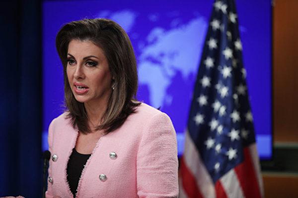 美國務院發六四聲明 向勇敢的中國人致敬