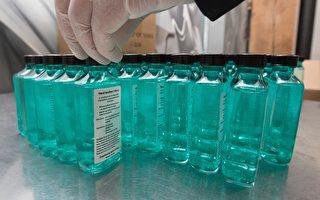 洗手防疫 美FDA:不要使用这9种洗手液