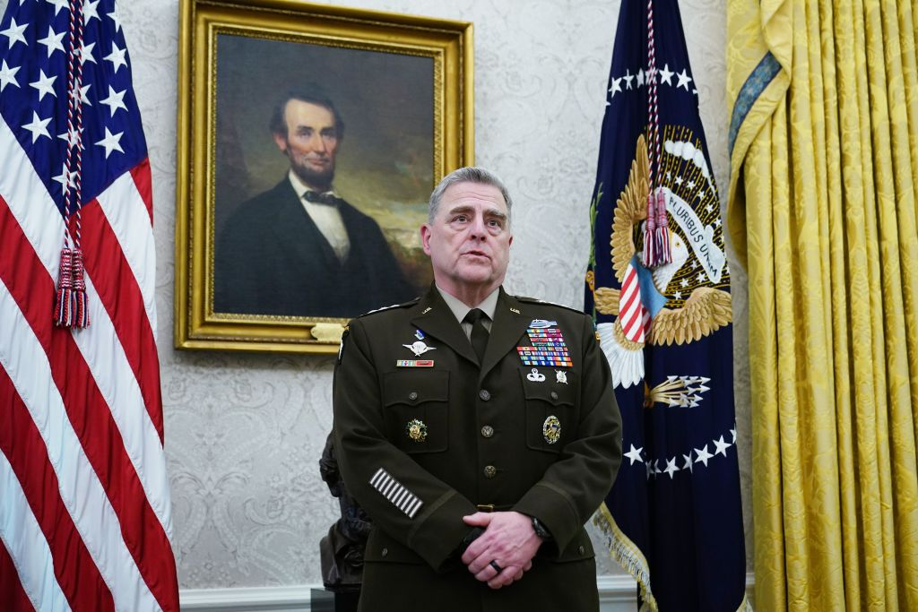 美最高將領:面對挑釁 美軍要阻止世界大戰