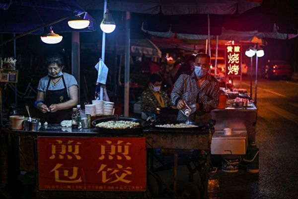 與李克強對著幹?北京市開始清除地攤經濟