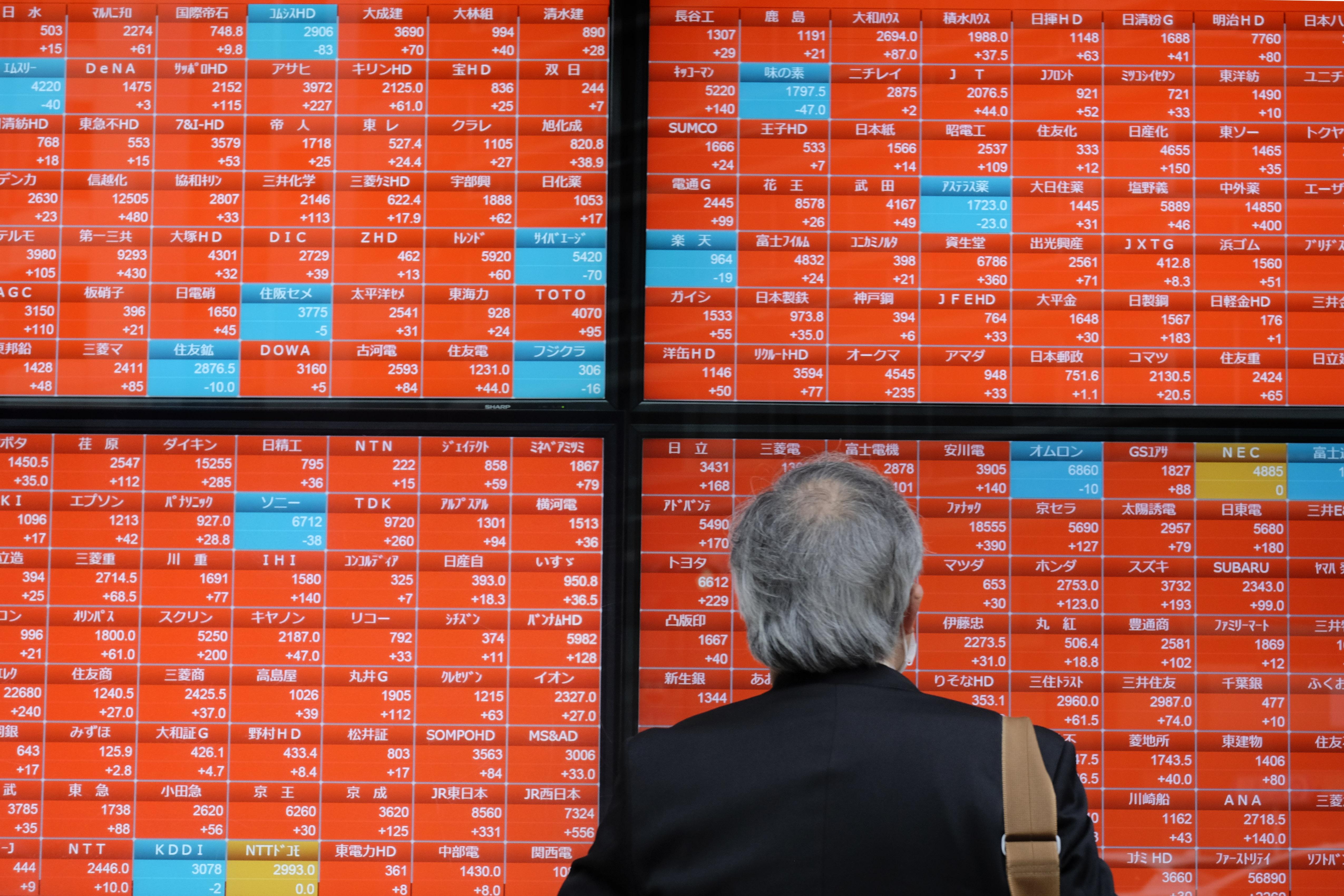 美就業市場意外回溫 帶動亞洲股市小幅上漲